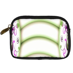 Abstract Background Digital Camera Cases
