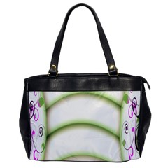 Abstract Background Office Handbags