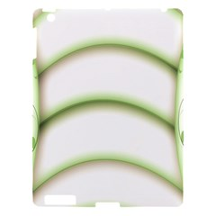 Abstract Background Apple Ipad 3/4 Hardshell Case