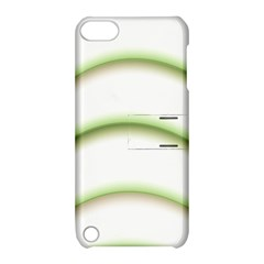 Abstract Background Apple iPod Touch 5 Hardshell Case with Stand