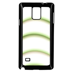 Abstract Background Samsung Galaxy Note 4 Case (black)
