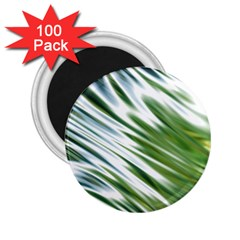 Fluorescent Flames Background Light Effect Abstract 2.25  Magnets (100 pack)