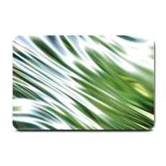 Fluorescent Flames Background Light Effect Abstract Small Doormat