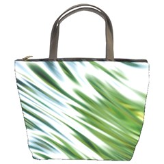 Fluorescent Flames Background Light Effect Abstract Bucket Bags