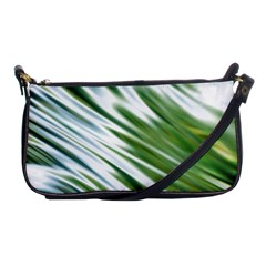 Fluorescent Flames Background Light Effect Abstract Shoulder Clutch Bags