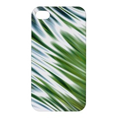 Fluorescent Flames Background Light Effect Abstract Apple Iphone 4/4s Premium Hardshell Case