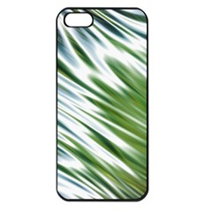 Fluorescent Flames Background Light Effect Abstract Apple iPhone 5 Seamless Case (Black)