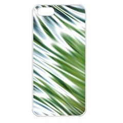 Fluorescent Flames Background Light Effect Abstract Apple Iphone 5 Seamless Case (white)