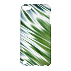 Fluorescent Flames Background Light Effect Abstract Apple iPod Touch 5 Hardshell Case