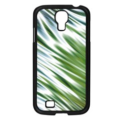 Fluorescent Flames Background Light Effect Abstract Samsung Galaxy S4 I9500/ I9505 Case (black)