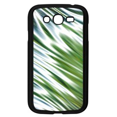 Fluorescent Flames Background Light Effect Abstract Samsung Galaxy Grand DUOS I9082 Case (Black)