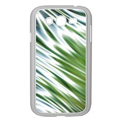 Fluorescent Flames Background Light Effect Abstract Samsung Galaxy Grand Duos I9082 Case (white)