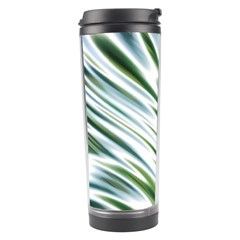 Fluorescent Flames Background Light Effect Abstract Travel Tumbler