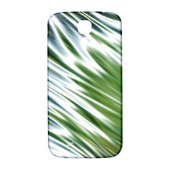 Fluorescent Flames Background Light Effect Abstract Samsung Galaxy S4 I9500/i9505  Hardshell Back Case