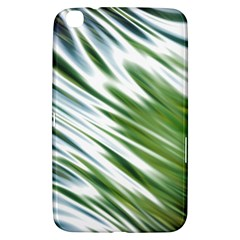 Fluorescent Flames Background Light Effect Abstract Samsung Galaxy Tab 3 (8 ) T3100 Hardshell Case