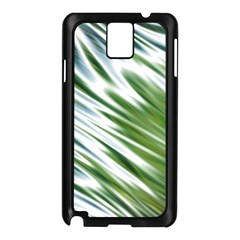 Fluorescent Flames Background Light Effect Abstract Samsung Galaxy Note 3 N9005 Case (black)