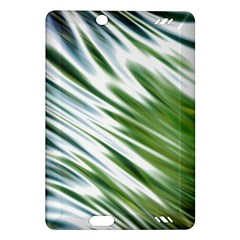 Fluorescent Flames Background Light Effect Abstract Amazon Kindle Fire Hd (2013) Hardshell Case
