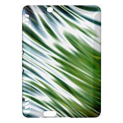 Fluorescent Flames Background Light Effect Abstract Kindle Fire HDX Hardshell Case