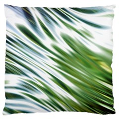 Fluorescent Flames Background Light Effect Abstract Standard Flano Cushion Case (one Side)
