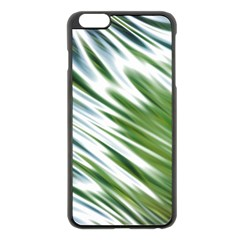 Fluorescent Flames Background Light Effect Abstract Apple Iphone 6 Plus/6s Plus Black Enamel Case