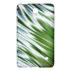 Fluorescent Flames Background Light Effect Abstract Samsung Galaxy Tab 4 (8 ) Hardshell Case
