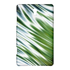 Fluorescent Flames Background Light Effect Abstract Samsung Galaxy Tab S (8.4 ) Hardshell Case