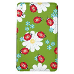 Insect Flower Floral Animals Star Green Red Sunflower Samsung Galaxy Tab Pro 8.4 Hardshell Case