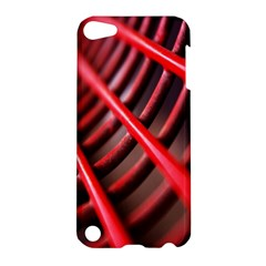 Abstract Of A Red Metal Chair Apple Ipod Touch 5 Hardshell Case