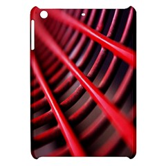 Abstract Of A Red Metal Chair Apple Ipad Mini Hardshell Case
