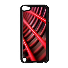 Abstract Of A Red Metal Chair Apple iPod Touch 5 Case (Black)