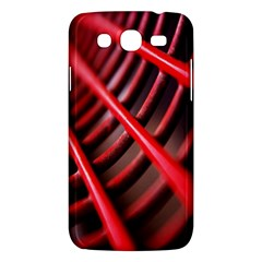 Abstract Of A Red Metal Chair Samsung Galaxy Mega 5.8 I9152 Hardshell Case