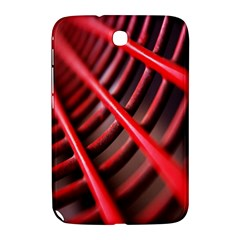Abstract Of A Red Metal Chair Samsung Galaxy Note 8 0 N5100 Hardshell Case