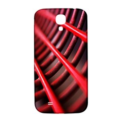 Abstract Of A Red Metal Chair Samsung Galaxy S4 I9500/i9505  Hardshell Back Case