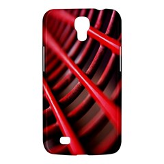 Abstract Of A Red Metal Chair Samsung Galaxy Mega 6.3  I9200 Hardshell Case