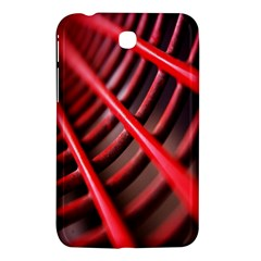 Abstract Of A Red Metal Chair Samsung Galaxy Tab 3 (7 ) P3200 Hardshell Case