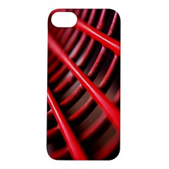 Abstract Of A Red Metal Chair Apple Iphone 5s/ Se Hardshell Case