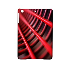 Abstract Of A Red Metal Chair iPad Mini 2 Hardshell Cases