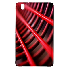 Abstract Of A Red Metal Chair Samsung Galaxy Tab Pro 8 4 Hardshell Case