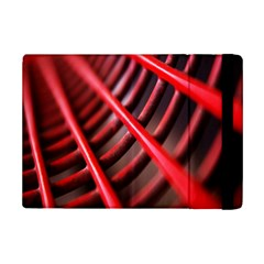 Abstract Of A Red Metal Chair Ipad Mini 2 Flip Cases