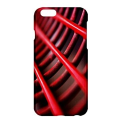 Abstract Of A Red Metal Chair Apple Iphone 6 Plus/6s Plus Hardshell Case