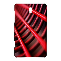 Abstract Of A Red Metal Chair Samsung Galaxy Tab S (8 4 ) Hardshell Case