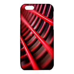 Abstract Of A Red Metal Chair iPhone 6/6S TPU Case