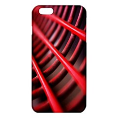 Abstract Of A Red Metal Chair Iphone 6 Plus/6s Plus Tpu Case
