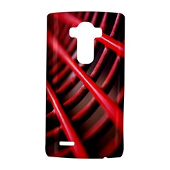 Abstract Of A Red Metal Chair LG G4 Hardshell Case