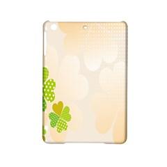 Leaf Polka Dot Green Flower Star iPad Mini 2 Hardshell Cases