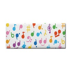 Musical Notes Cosmetic Storage Cases