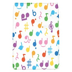 Musical Notes Flap Covers (S)