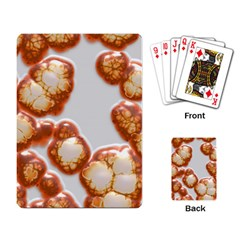 Abstract Texture A Completely Seamless Tile Able Background Design Playing Card