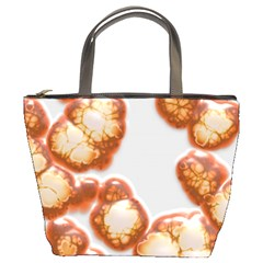 Abstract Texture A Completely Seamless Tile Able Background Design Bucket Bags