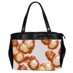Abstract Texture A Completely Seamless Tile Able Background Design Office Handbags (2 Sides)